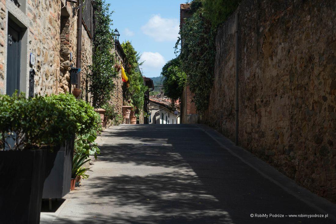 uliczki Vinci