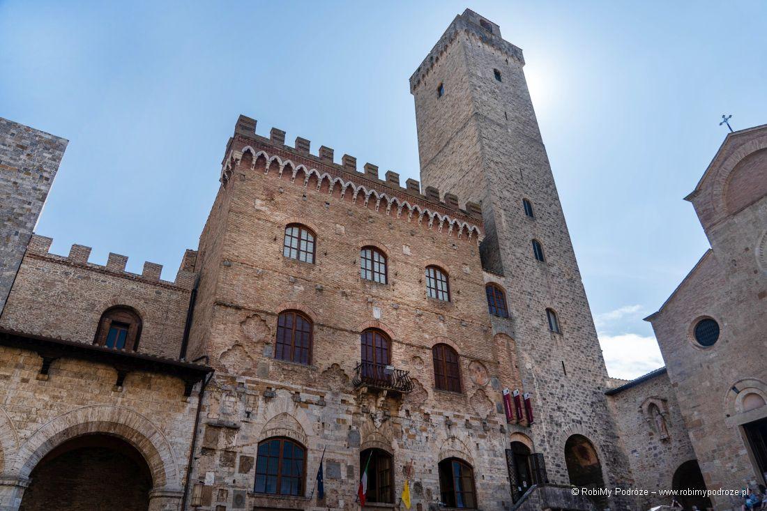 Torre Grossa wSan Gimignano