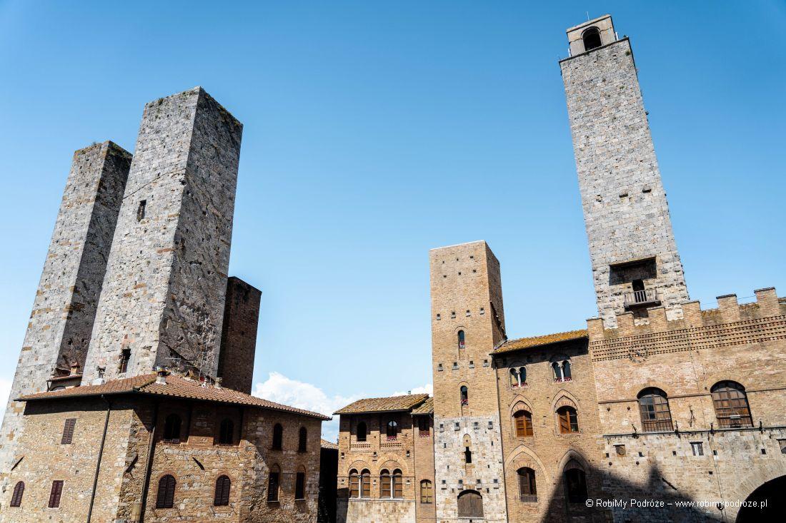Torre Rognosa wSan Gimignano