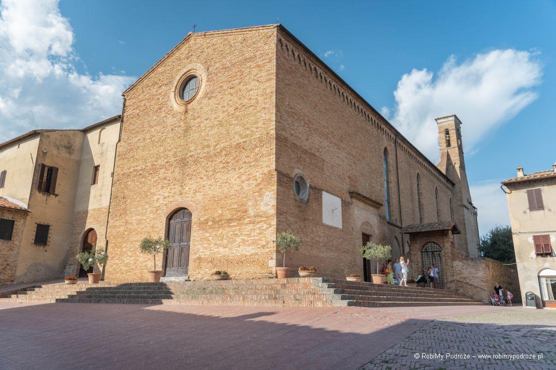 kościół Sant'Agostino
