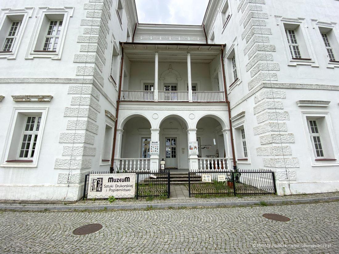Muzeum Papiernictwa wSupraślu