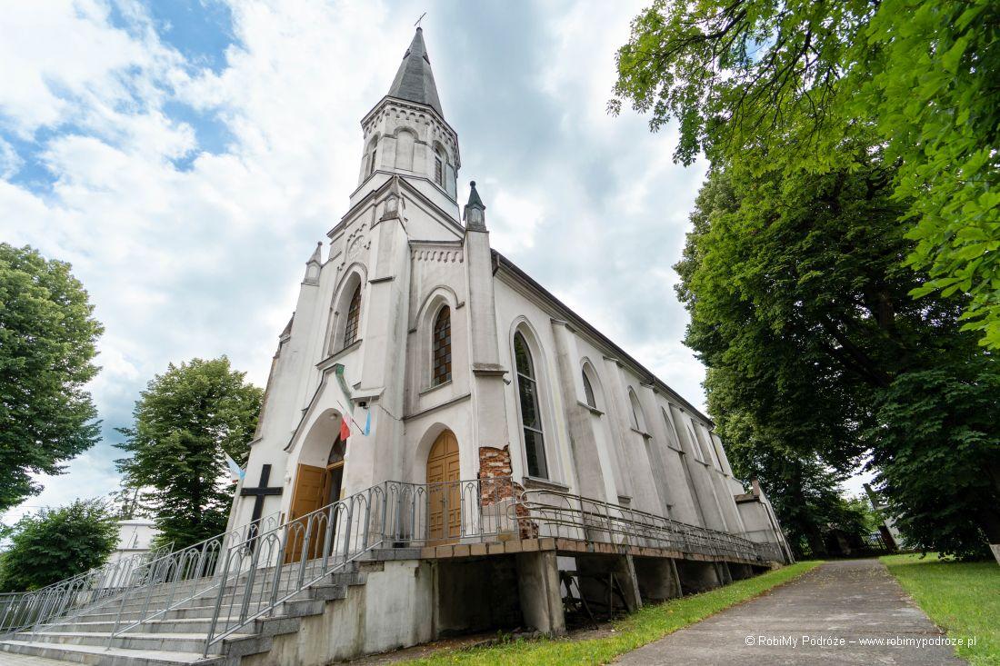 Poewangelicki Kościół NMP Królowej Polski wSupraślu