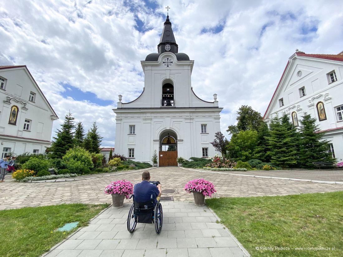 Prawosławny Monaster wSupraślu - Supraśl co zobaczyć
