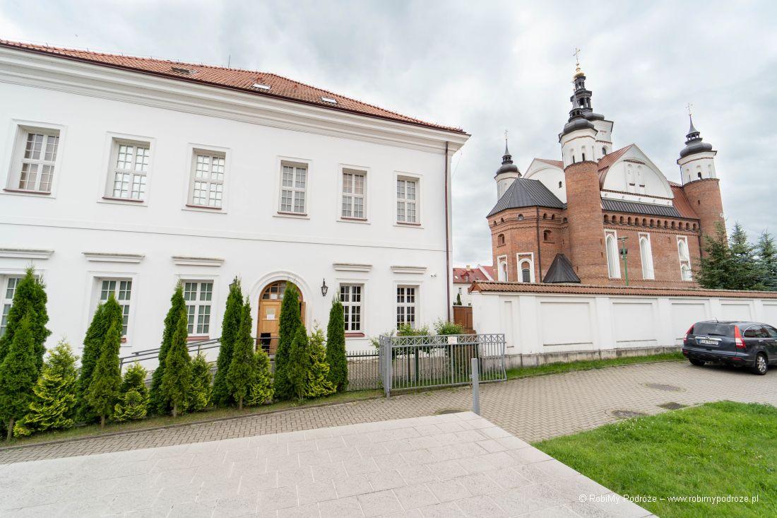 budynek muzeum ikon - Supraśl co zobaczyć