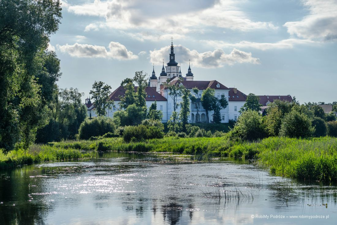 cerkiew Zwiastowania wMonasterze - Supraśl co zobaczyć