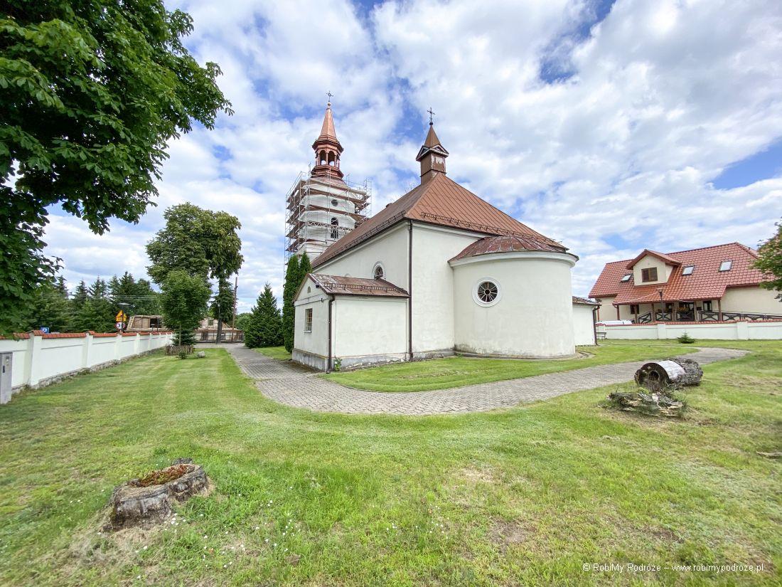kościół św.Trójcy wSupraślu