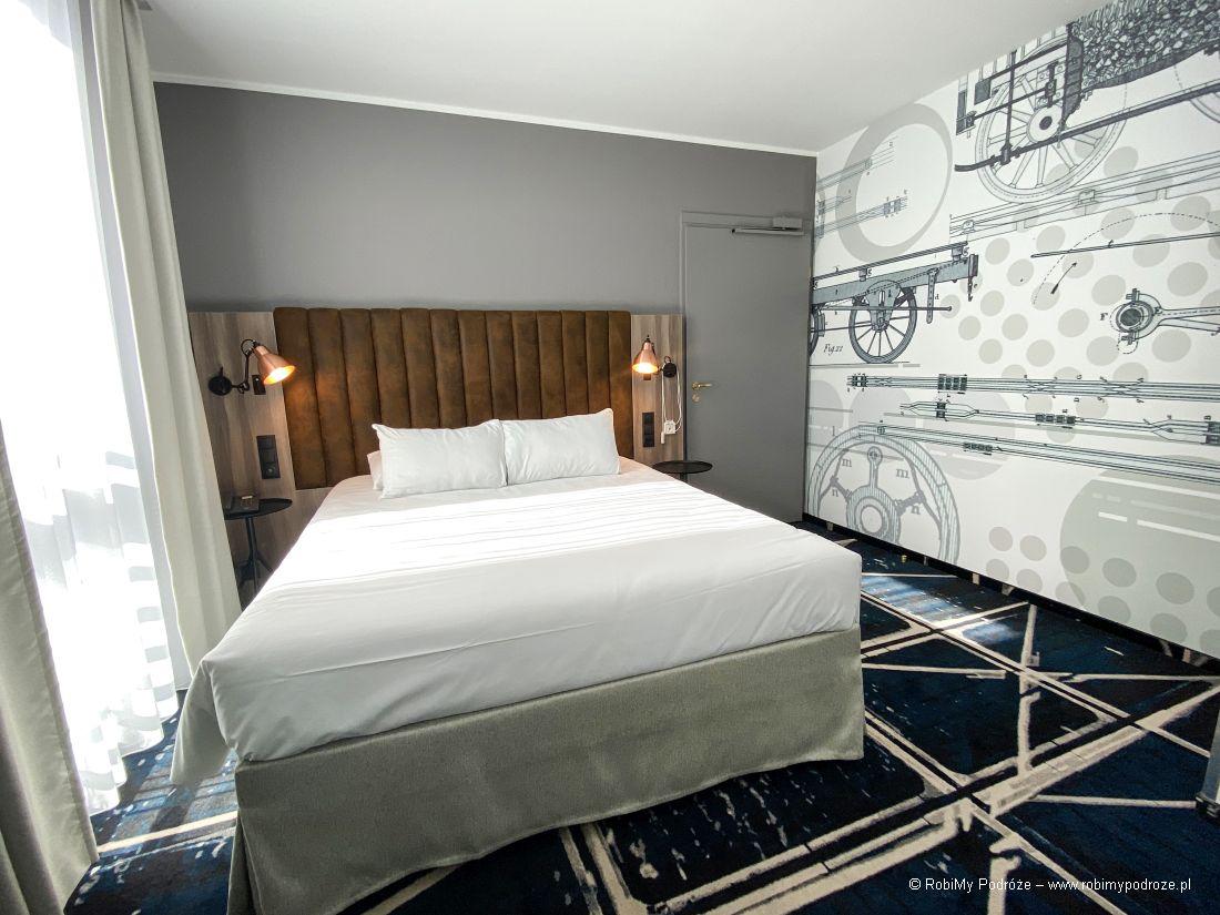 pokój hotelowy wPoznaniu