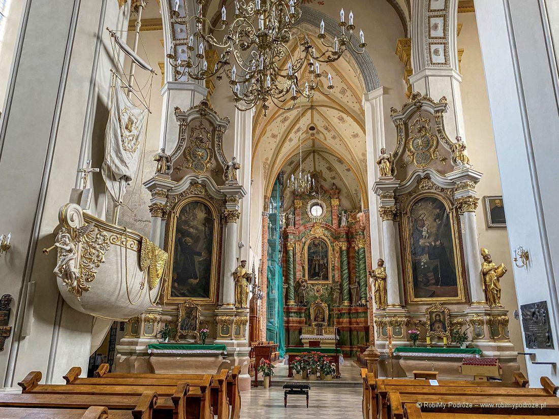 zakon Franciszkanów wKaliszu