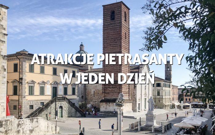 Atrakcje Pietrasanty wjeden dzień