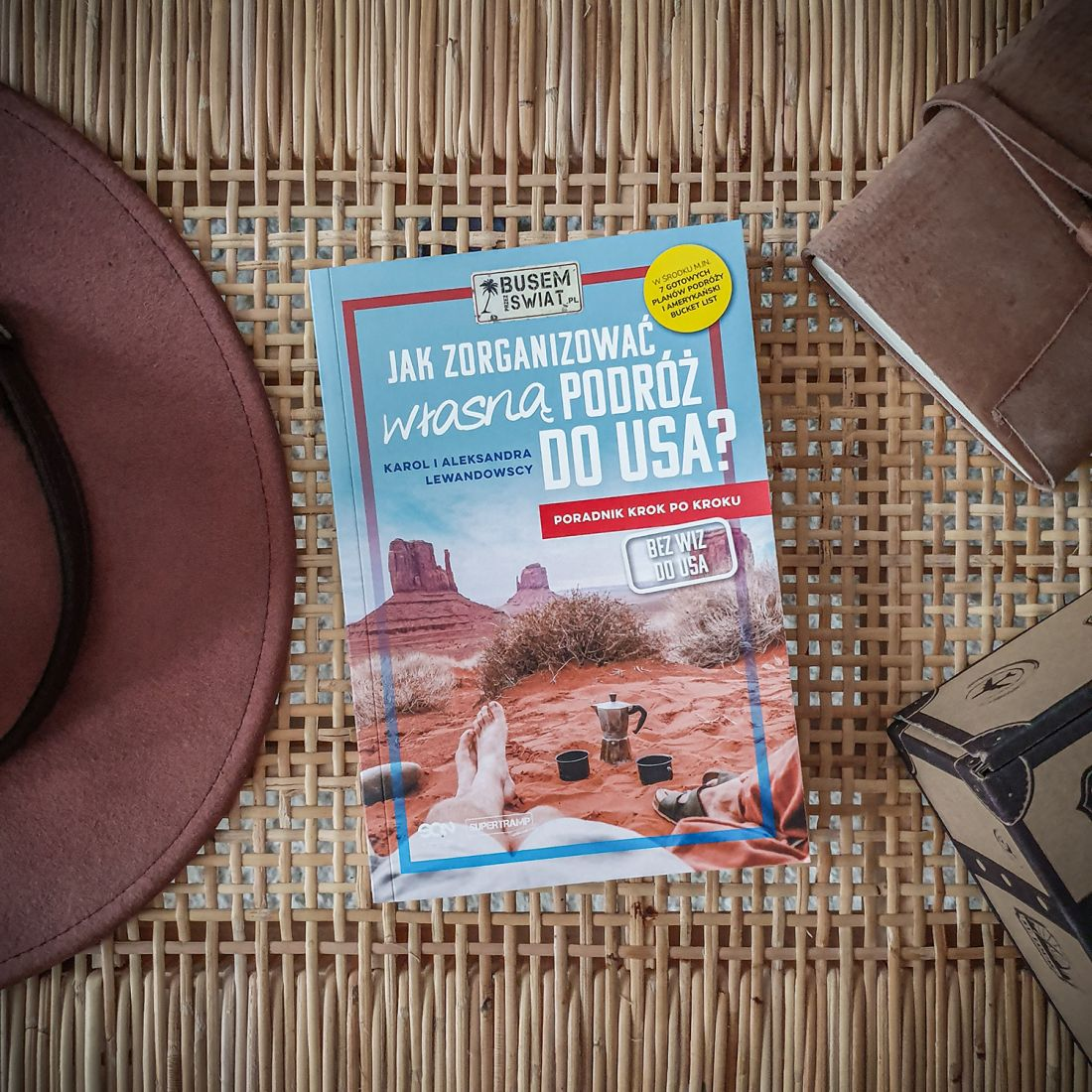Jak zorganizować własną podróż doUSA – Busem przezświat