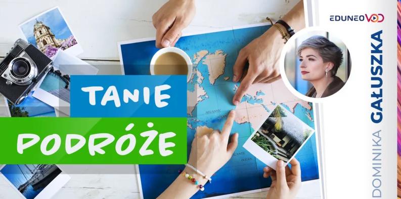 Kurs online Jak samodzielnie zaplanować podróż – Twójplan wpodróży
