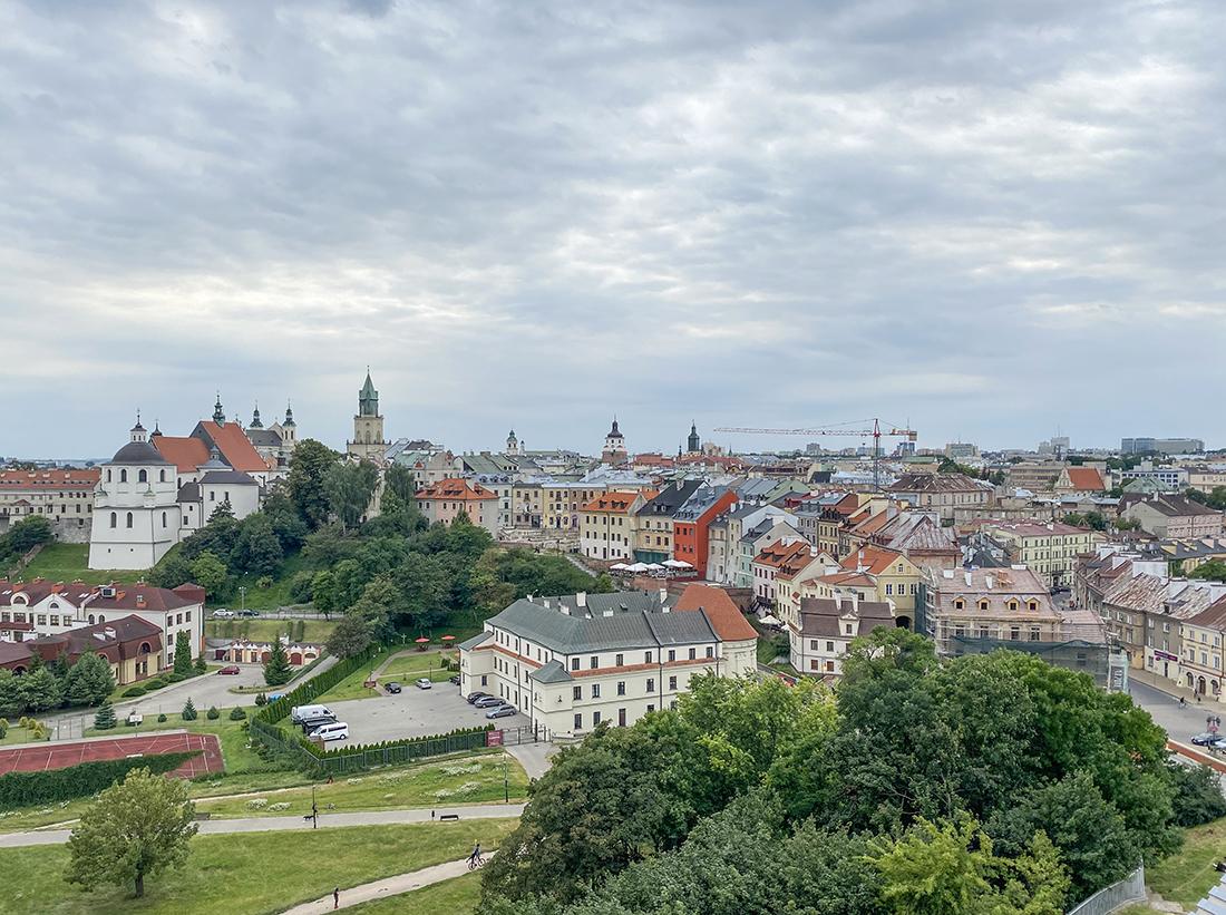 Lublin - podróżowaliśmy w2020