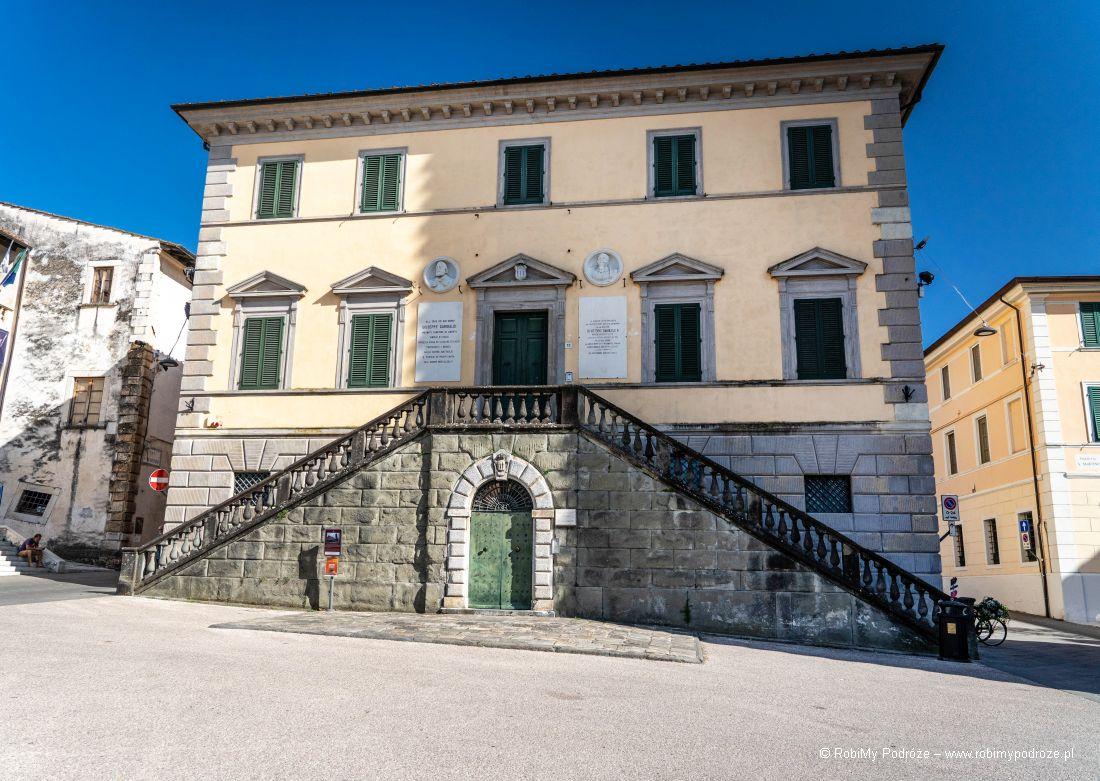 Palazzo Moroni wPietrasancie