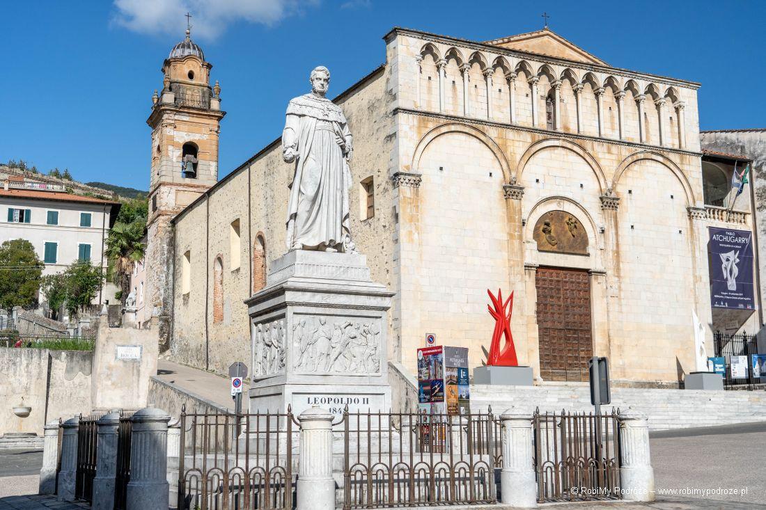 kościół św.Augustyna wPietrasancie