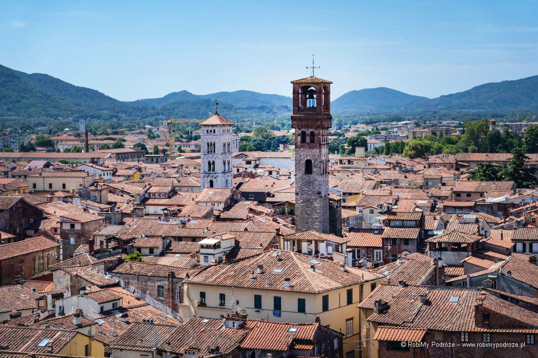 Lukka co warto zobaczyć - Torre delle ore