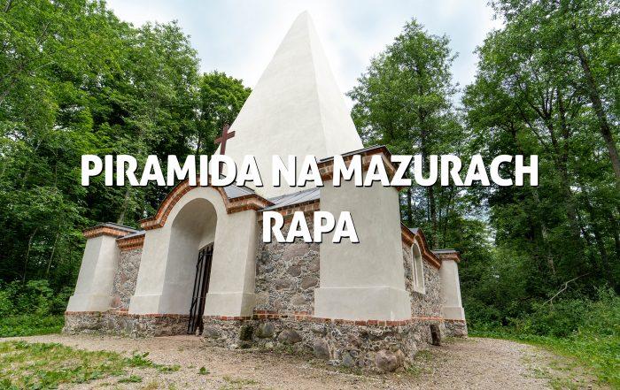 PIRAMIDA NAMAZURACH WRAPIE