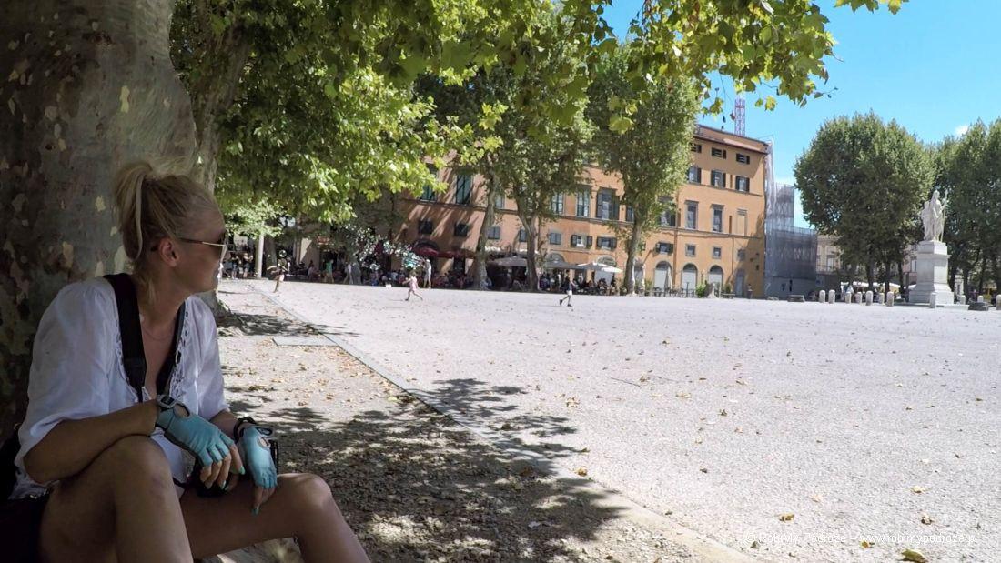 Piazza Napoleone wLukce