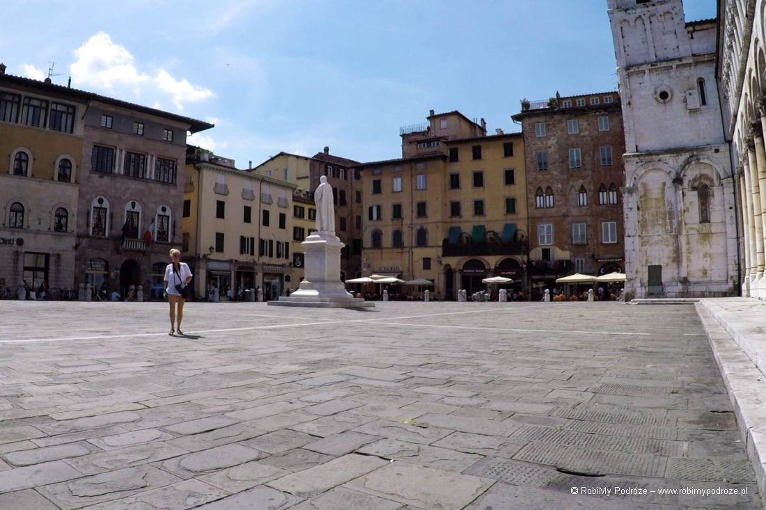 Piazza San Michelle wLukce