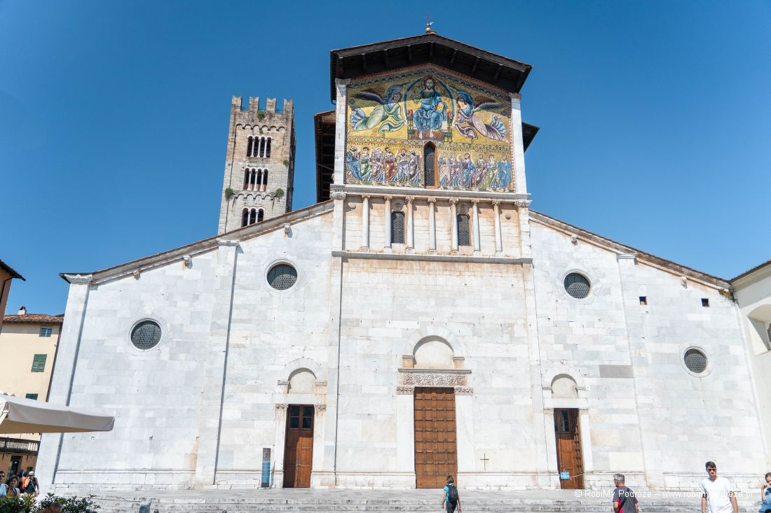 bazylika San Frediano wLukce