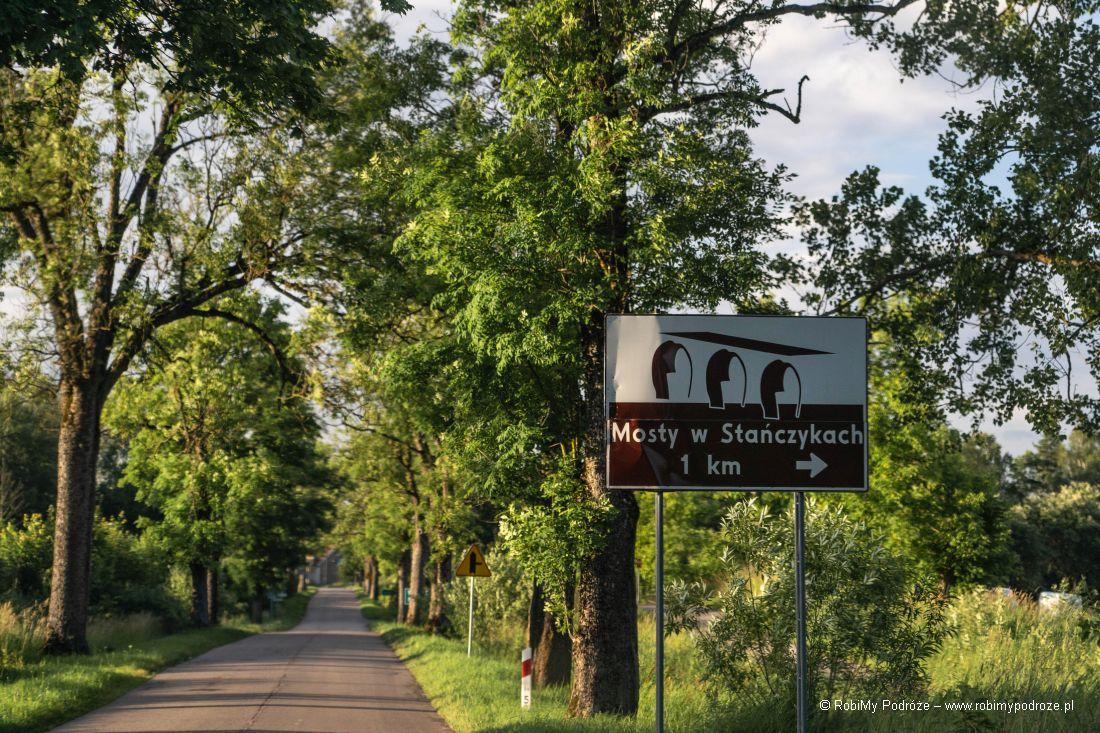 droga naStańczyki