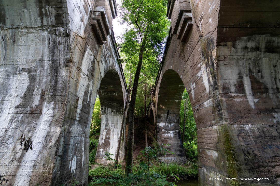 dwa mosty wBotkunach naMazurach