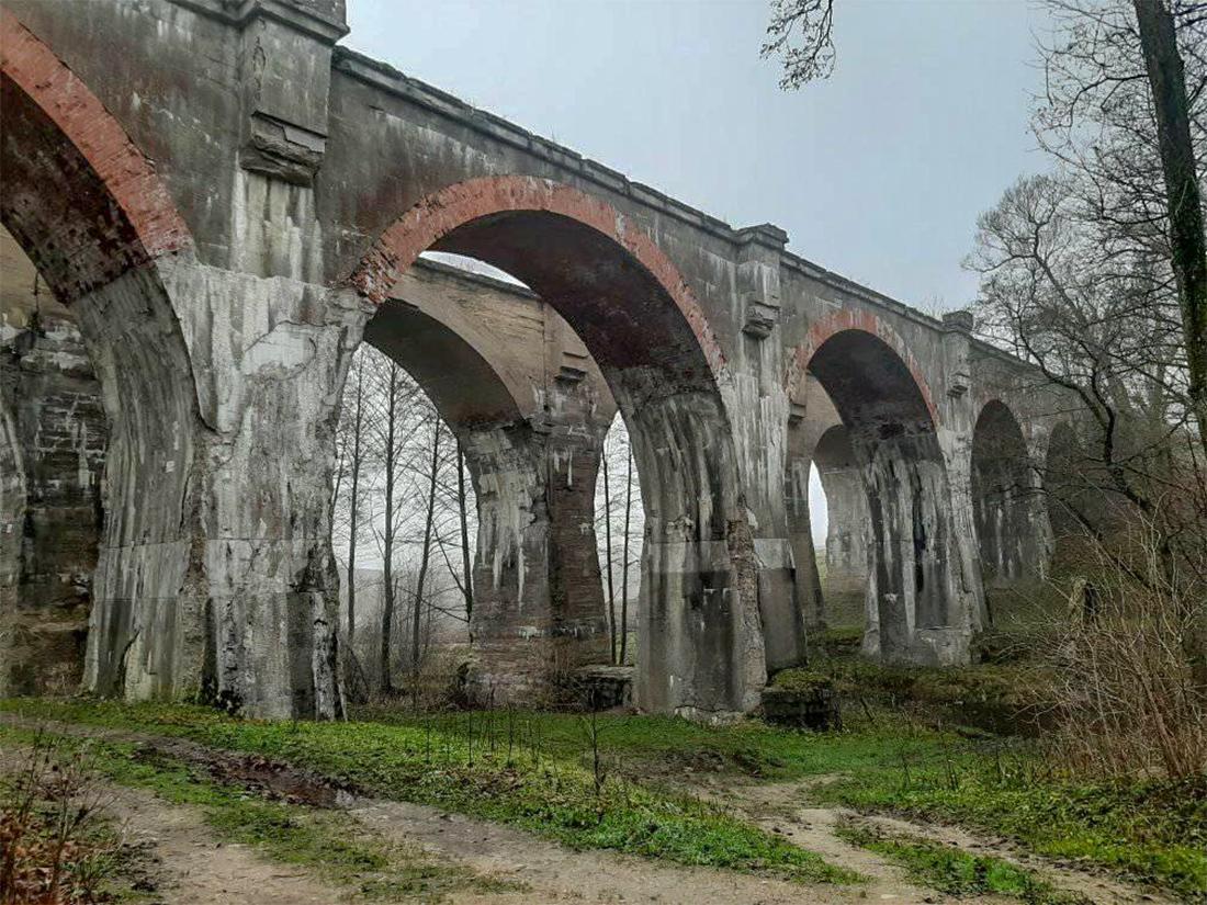 mosty wKiepojciach
