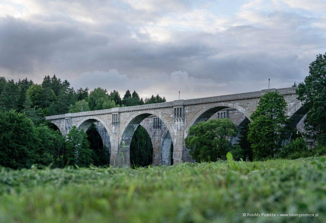 największy wPolsce most wStańczykach