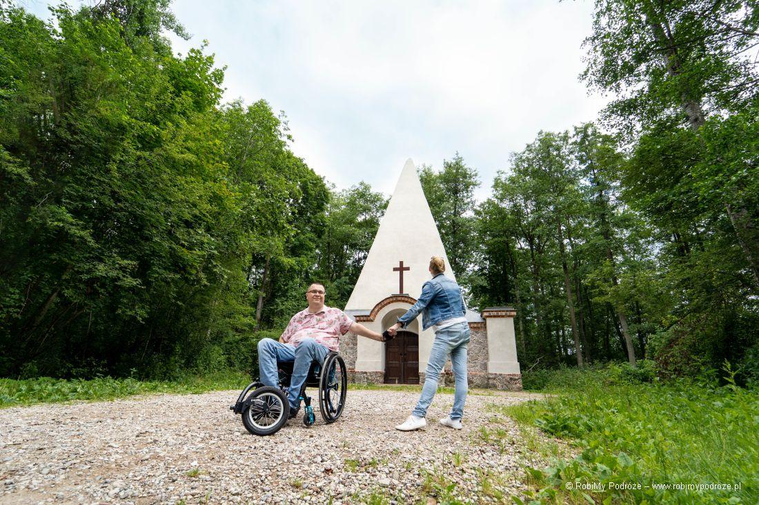 piramida dla osób zniepełnosprawnościami