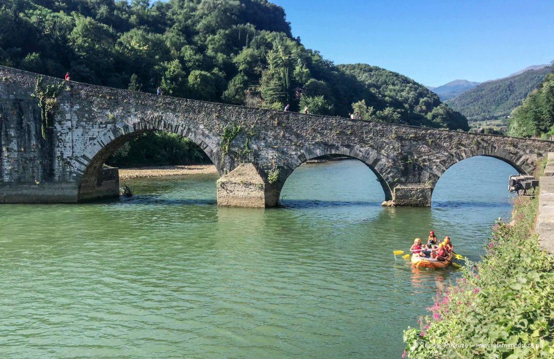 Diabelski most weWłoszech