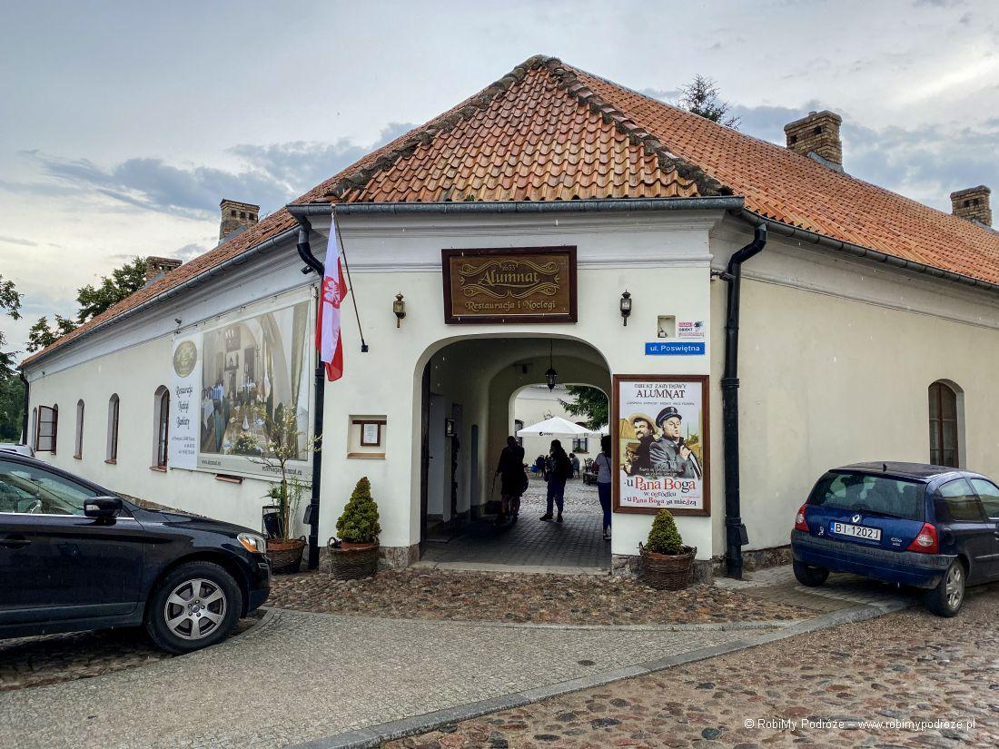 Restauracja Struzikowej iBociana