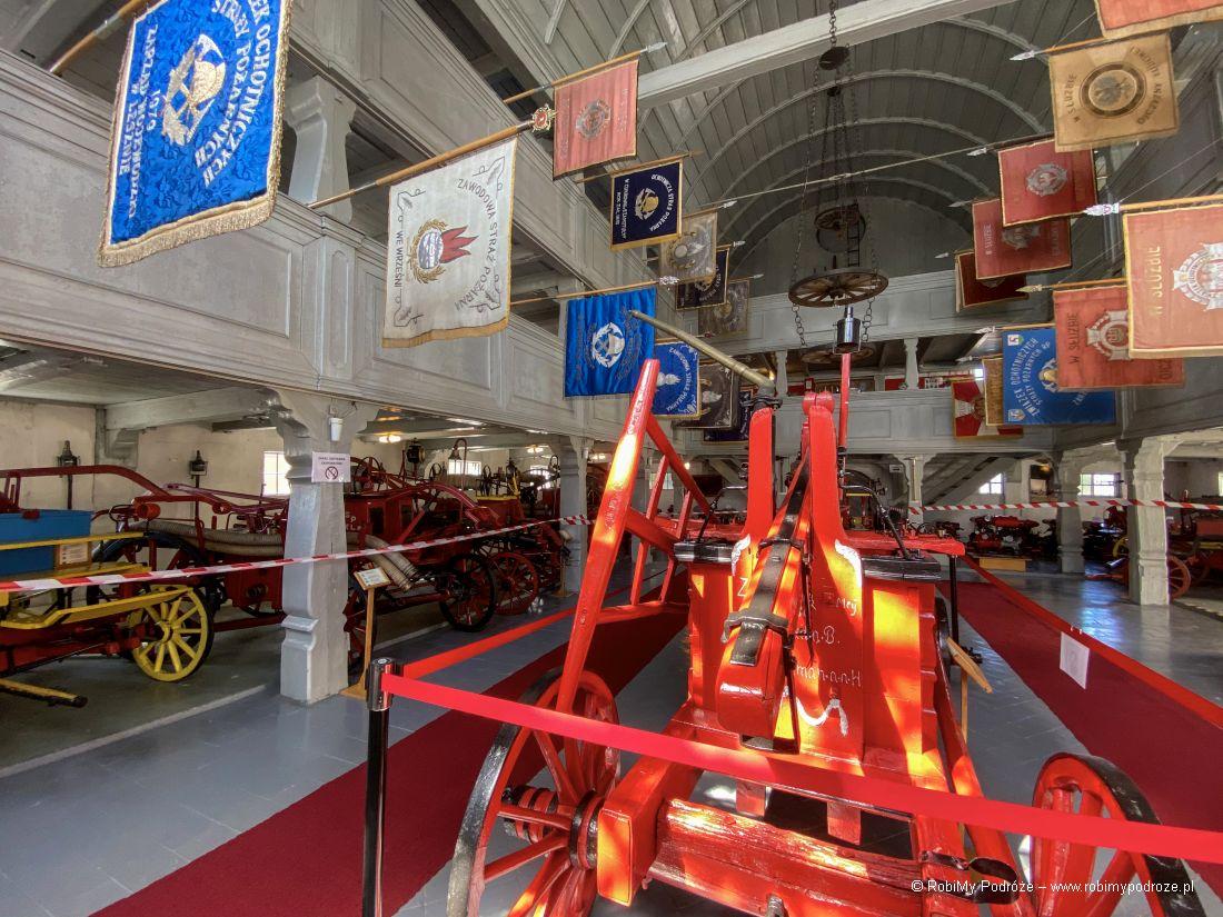 Wielkopolskie Muzeum Pożarnictwa - atrakcje Rakoniewic