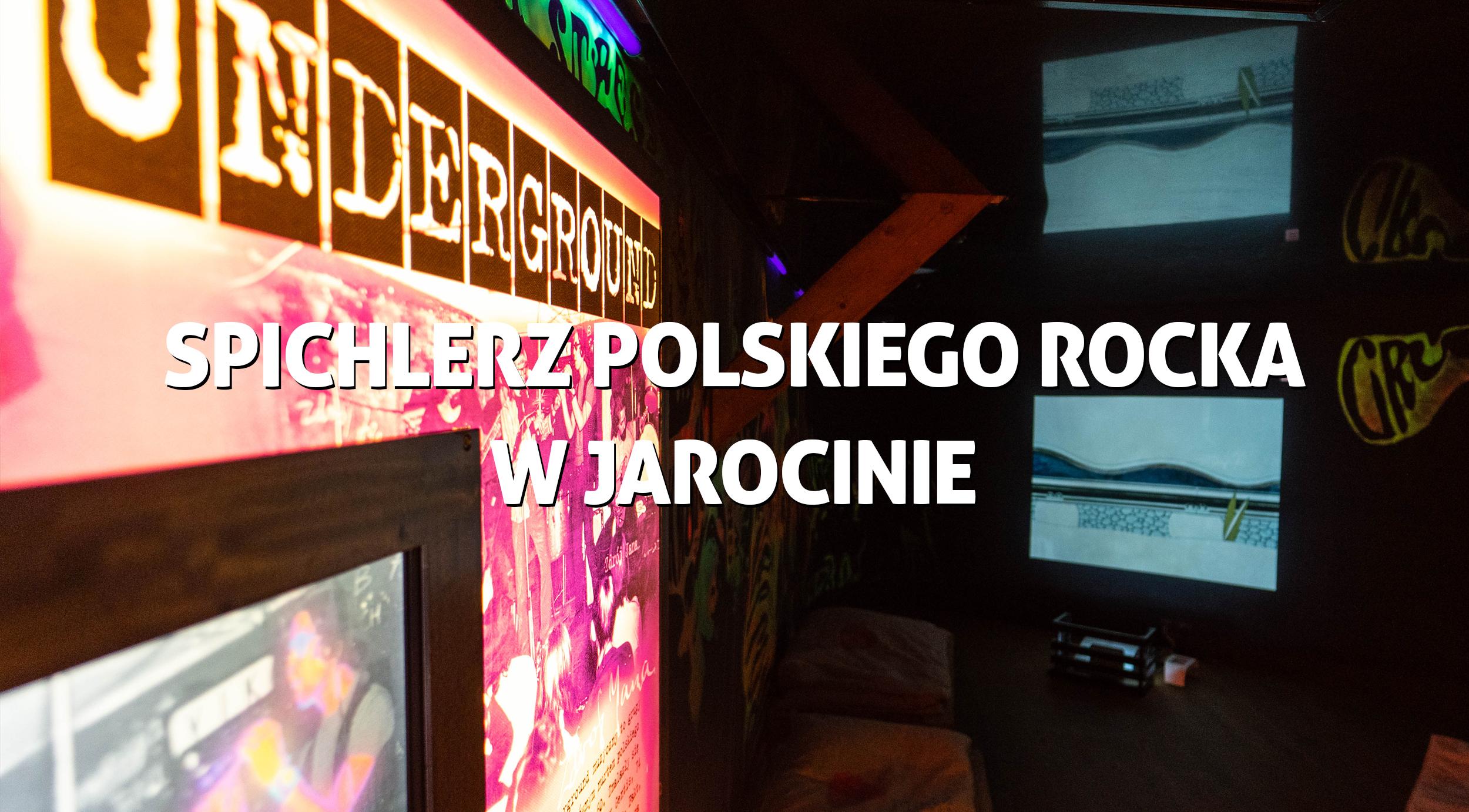 Spichlerz Polskiego Rocka wJarocinie