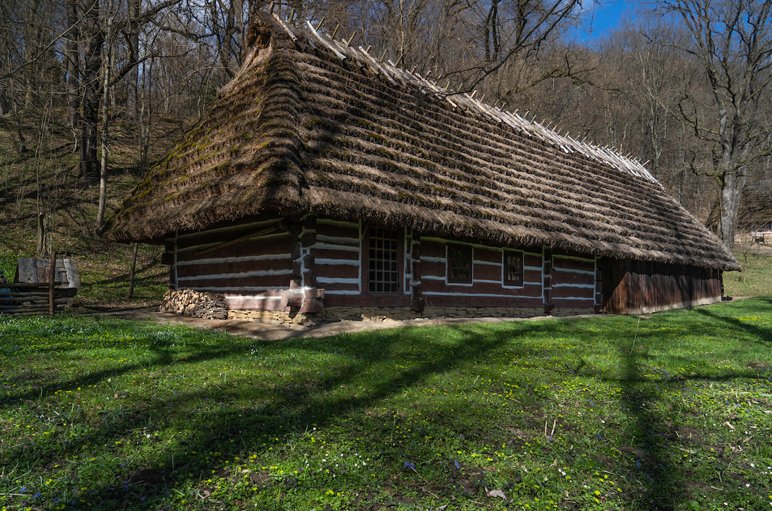 chata bojkowska atrakcja Sanoka