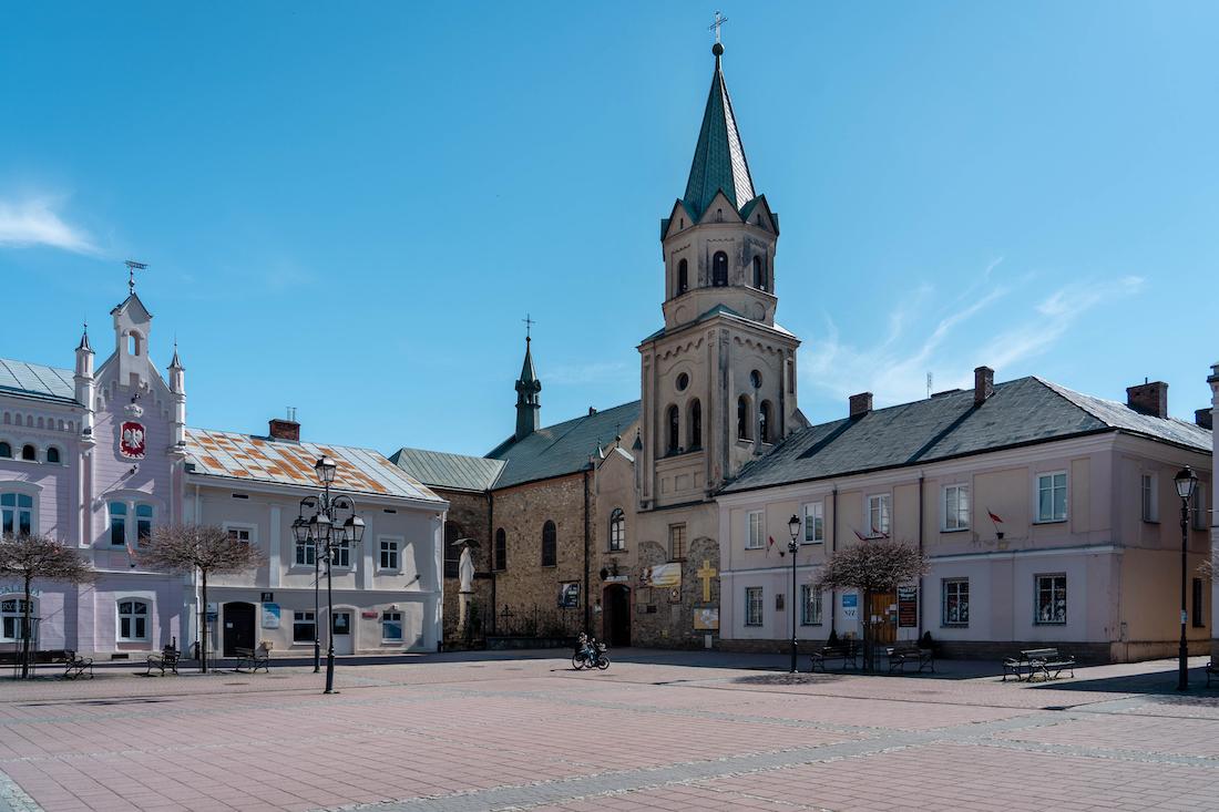 zakon iklasztor franciszkanów wSanoku