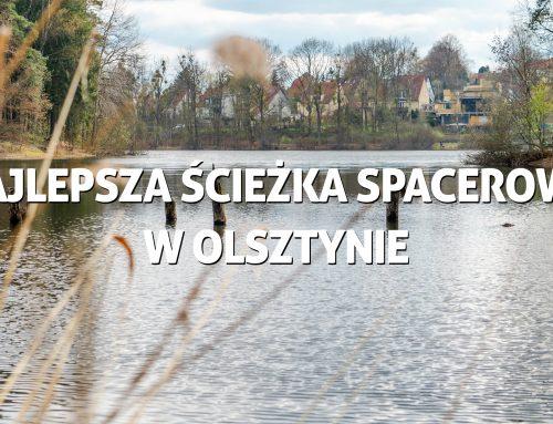 Najlepsza ścieżka spacerowa wOlsztynie – Jezioro Długie iLas Miejski