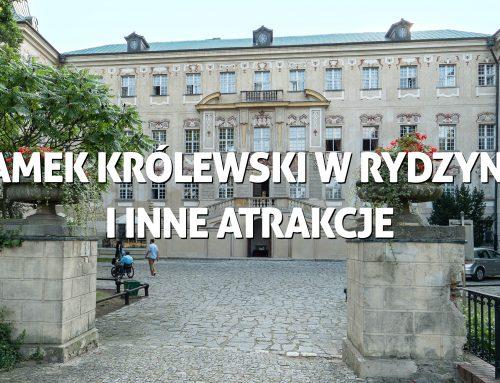 Zamek królewski wRydzynie iinne atrakcje