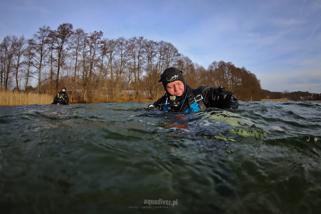 nurkowanie wOlsztynie Aquadiver