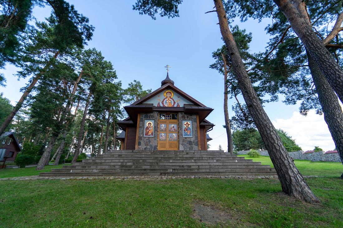 cerkwie naGarbarce