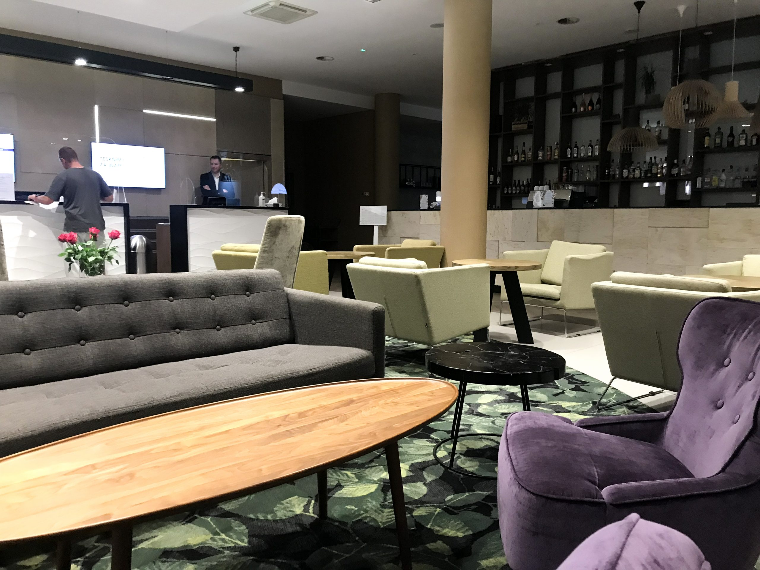 lobby Mercure Jelenia Góra