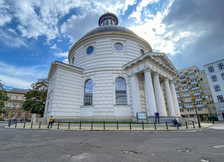 Kościół Ewangelicko-Augsburski Świętej Trójcy wWarszawie