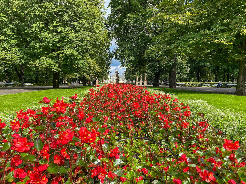 Ogród Saski wWarszawie