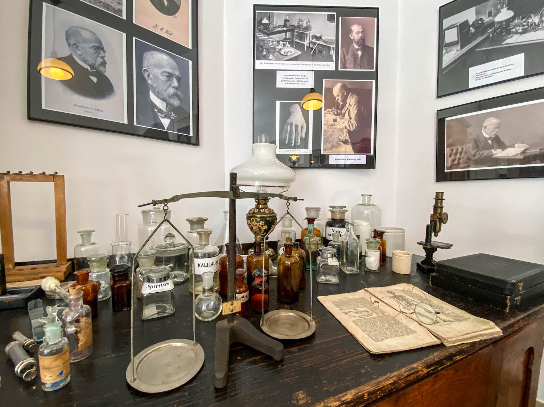 laboratorium Roberta Kocha wWolsztynie